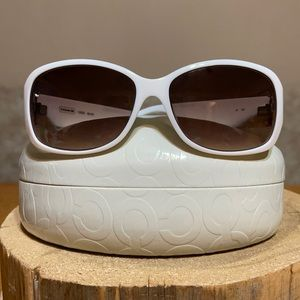 COACH POPPY Sunglasses